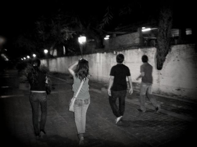friendswalking